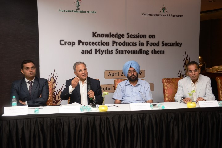 Pic- Knowledge Session on Crop Protection products in Food Security