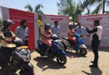 Honda's Road Safety Awareness Campaign for college students reaches Mohali
