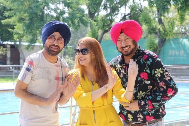 Punjabi movie 'Jind Jaan' music released