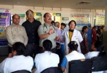 Asthma awareness programme  held