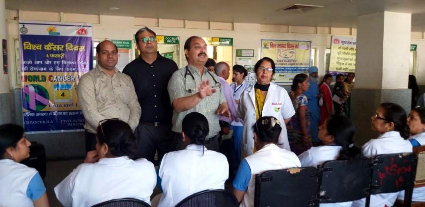Asthma awareness programme held