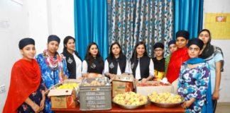 Elante organsises menstrual hygiene awareness camp in Mohali