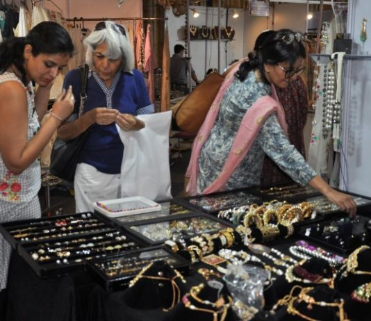 'Riwaaz' an exhibition showcasing India's handicraft starts