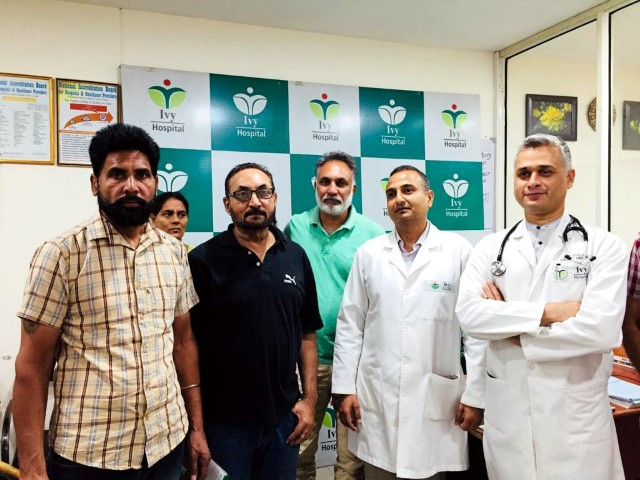 World Hypertension Day: Keep check on high BP; Experts