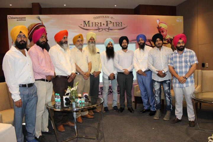 The Makers of the upcoming 3d animated movie 'Dastaan –E-Miri Piri' launch the Music