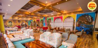 Garam Dharam inspired from Veteran Actor Dharmendra all setSummer menu for food lovers