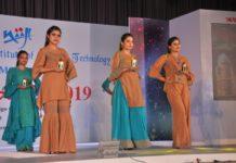 22ndAnukama Fashion Show of NIIFT Mohali held22ndAnukama Fashion Show of NIIFT Mohali held
