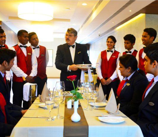 A Career in Hospitality awaits at VMSIIHE