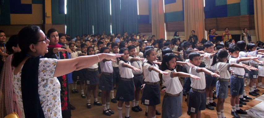 Kids 'R' Kids School observed National Dengue Day