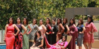 AR Mrs. India 'SHE CAN, SHE WILL' beauty pageant