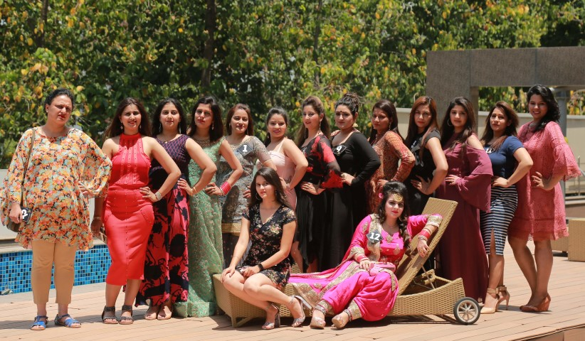 Auditions of AR Mrs. India 'SHE CAN, SHE WILL'