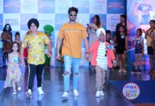 Kids showcase talent in Little Icon grand finale