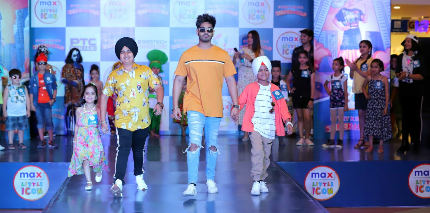 Kids showcase talent in Little Icon grand finale