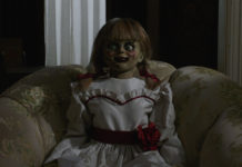 "Conjurimg universe is all set to return to the big screen with ""Annabelle Comes Home""."