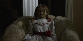 """Conjurimg universe is all set to return to the big screen with """"Annabelle Comes Home""""."""