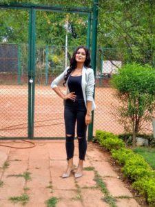 Sonia Kour is all set with her new Punjabi movies Nikka Zaildar 3&Challe Mundiyaan