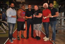 Body transformation discussed at session conducted by International fame body builders