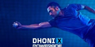 Coca-Cola- Train Hard, Stay hydrated with 'Powerade', the new sports drink from Coca-Cola India