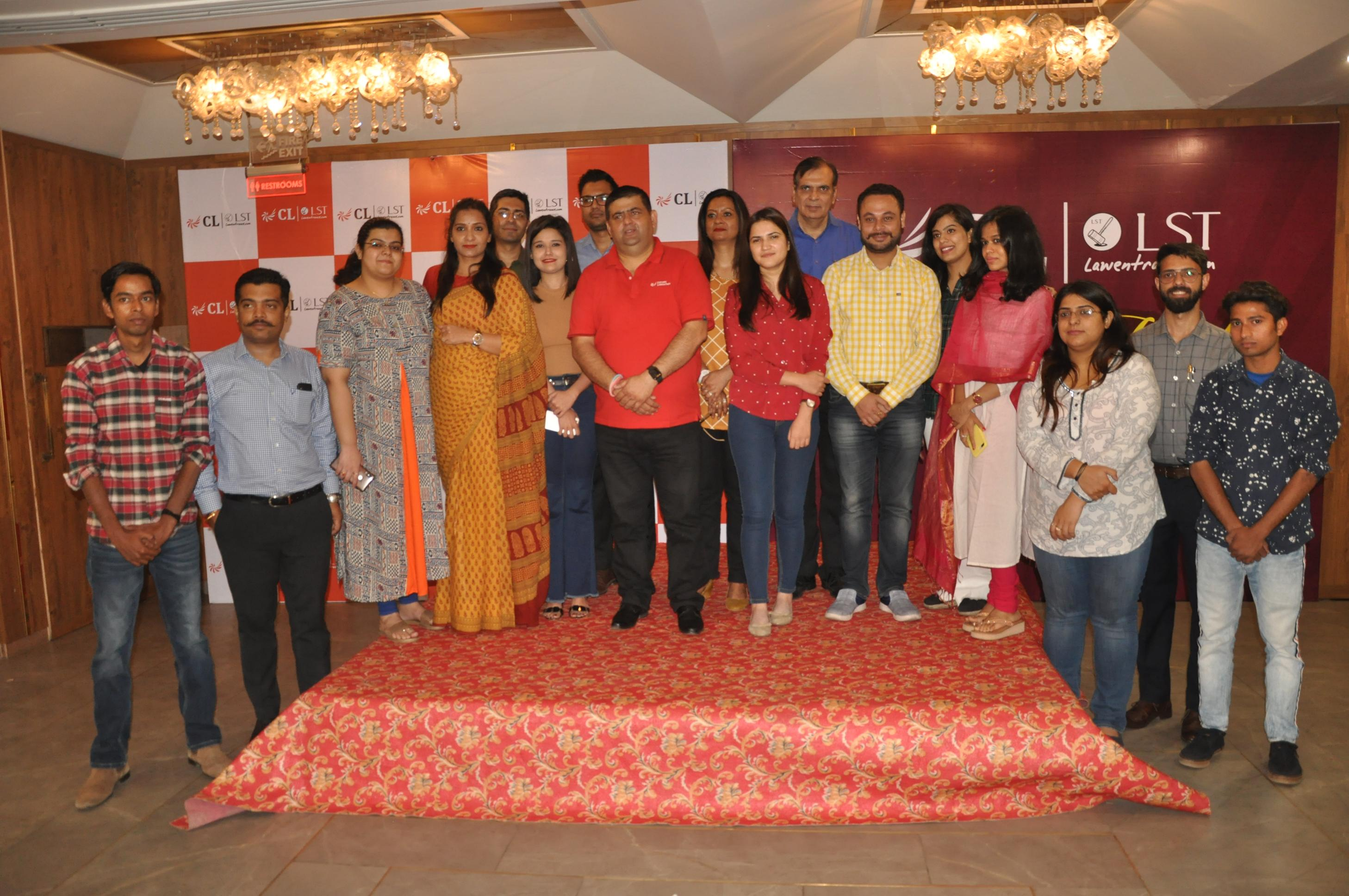 Meritorious students were honored by Career Launcher