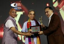 Dish TV continues its winning streak at BCS Ratna Award 2019