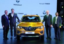 Global Premiere of Renault Triber in India