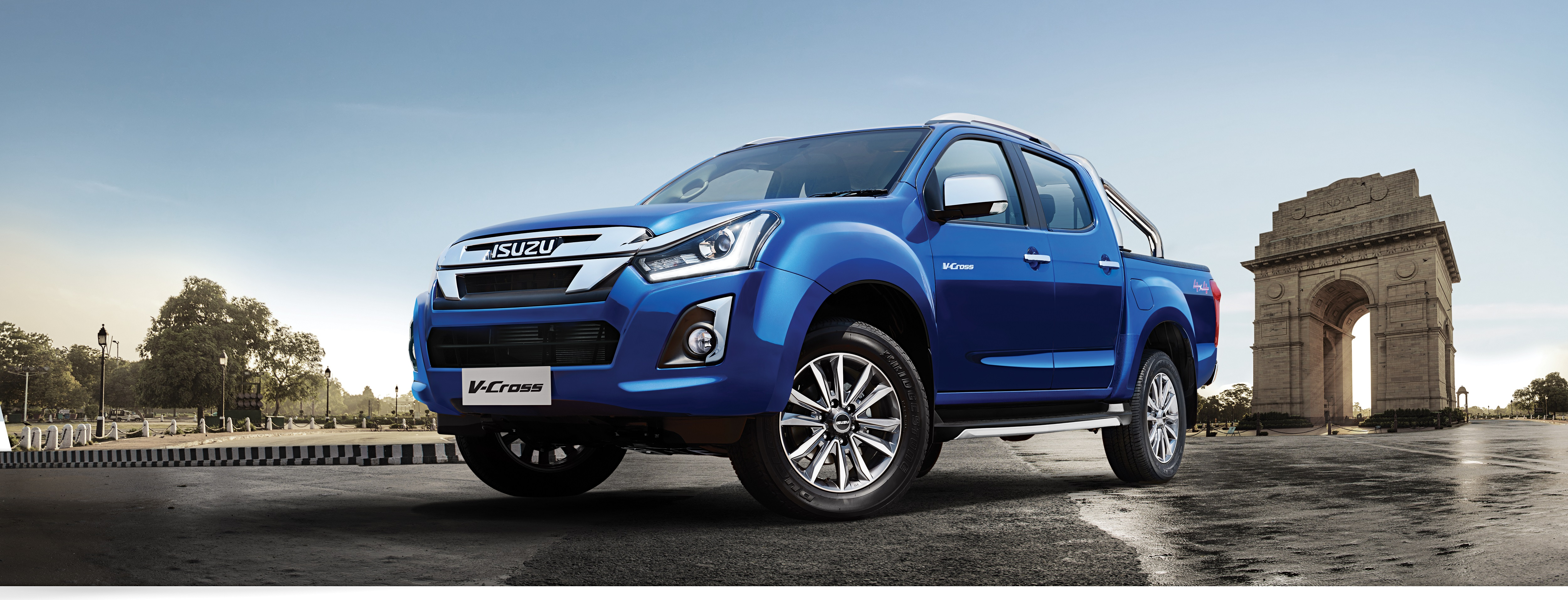 Lifestyle and Adventure gets a whole new feel. The all new V-Cross is here