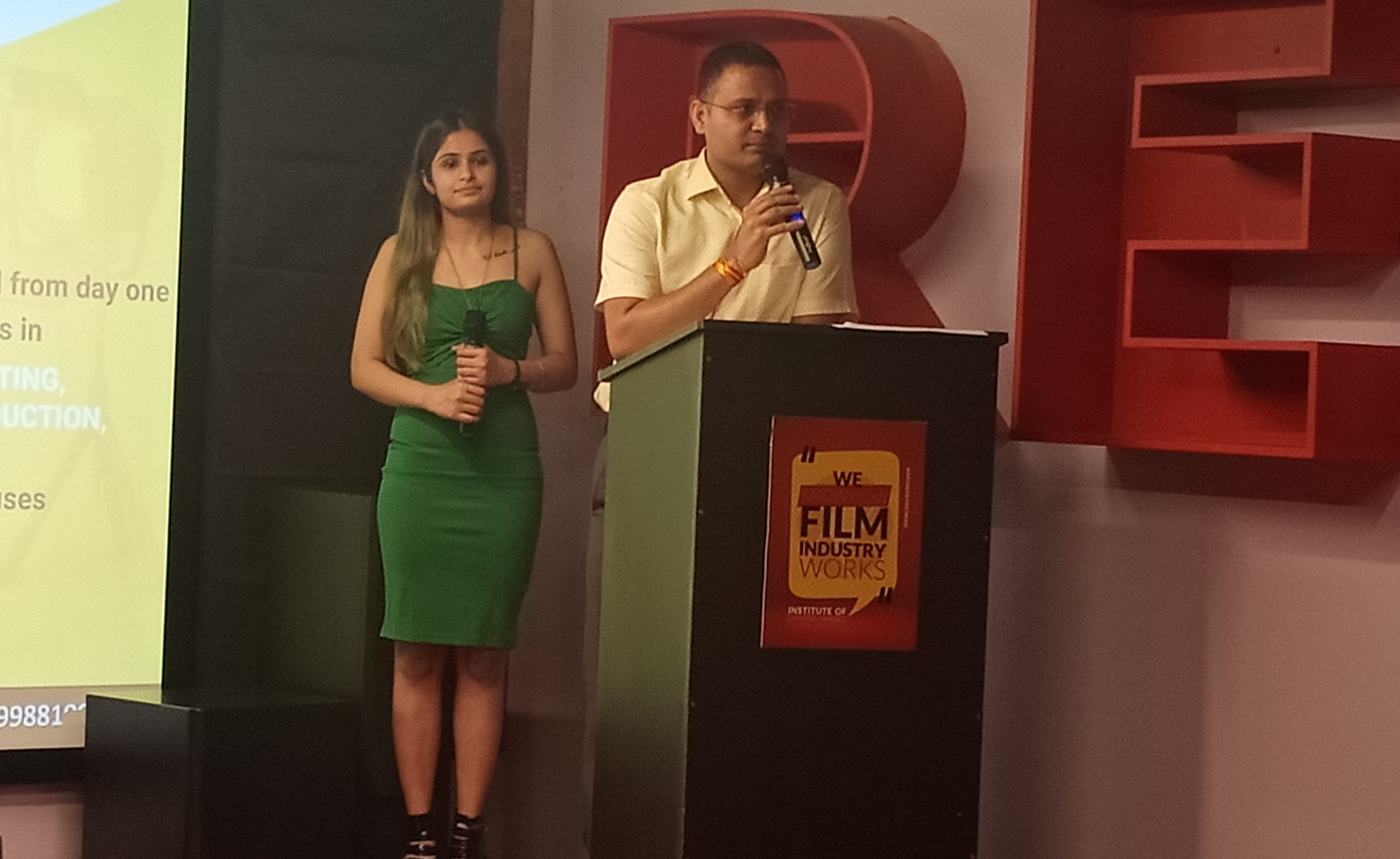 """Institute of Moving Images launched in Chandigarh on the name of """"The Film School"""""""