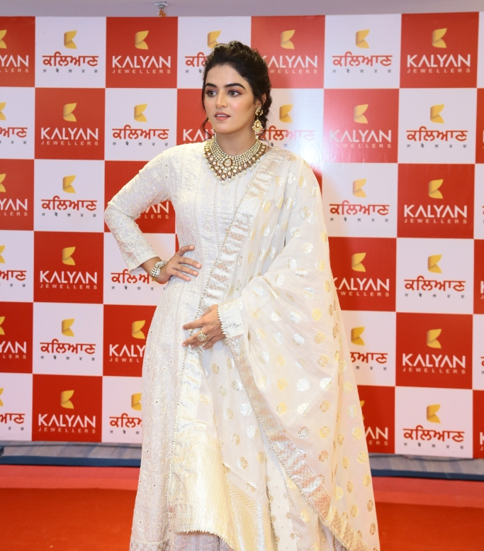 Kalyan Jewellers signs Wamiqa Gabbi as regional ambassador