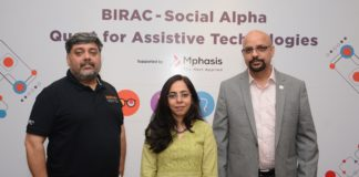 BIRAC, Social Alpha and Mphasis announced Quest for Assistive Technologies