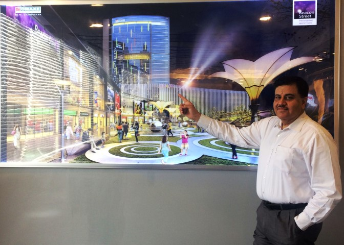 Omaxe introduces New Chandigarh's firstHyper-Hybrid Business Park