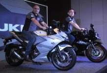 Suzuki Motorcycle India brings all new GIXXER SF 250 and GIXXER SF to Chandigarh