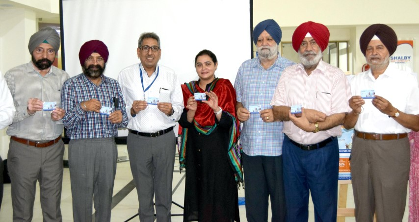 Shalby Hospital launches privilege card for senior citizens