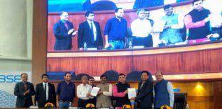 Maharashtra Finance Minister Unveiled the Draft Red Herring Prospectus of Alphalogic Techsys Ltd.