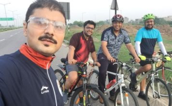 Chandigarh CA (Chartered Accountants) Cycling Association formed