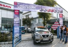 Nissan KICKS – The Intelligent SUV reaches Little Lhasa of India
