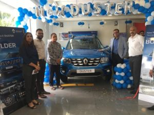 RENAULT INDIA Launches The All new Duster