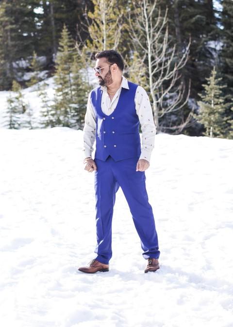 Nachhatar Gill is back with 'Tera Eh Pyar'