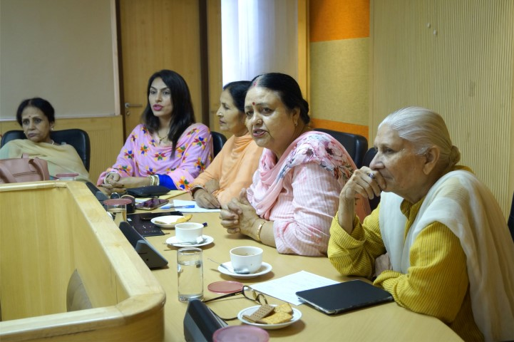 Women Empowerment Committee Meeting held
