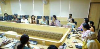 Women Empowerment Committee Meeting held