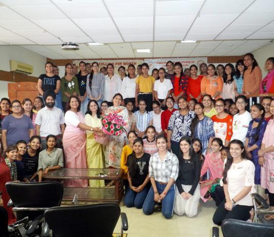 Dev Samaj College for Women: Capacity-Building Workshop held
