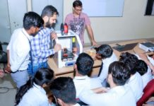 CGC, Jhanjeri  organised career oriented Workshop on 3-D Printing