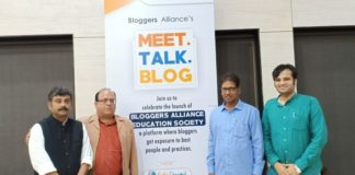 Meet. Talk. Blog : Bloggers Alliance launched