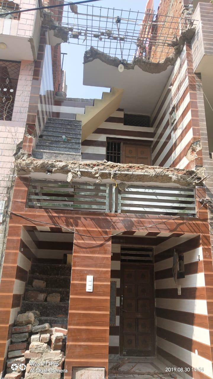 Demolition of fresh un-authorized Constructions/Alterations)