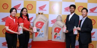 Honda 2Wheelers India&Shell Lubricants India