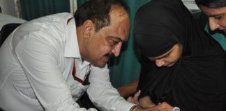 Rota Virus Vaccine administration starts at all health facilities in UT, Chandigarh