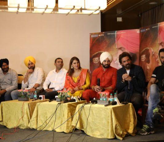 'Saak' is all set with Mandy Takhar & debutant Jobanpreet Singh