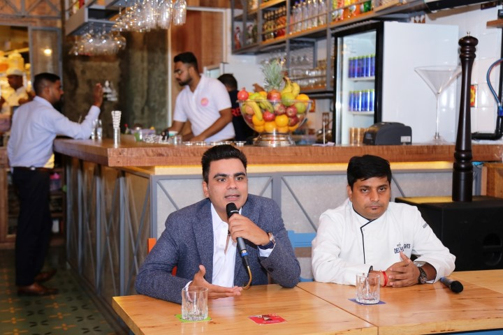 A Punjabi spin for Cafe Delhi Heights: Making its way to Dildar Shehar Chandigarh