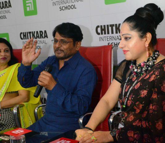 'CineMaestro-shaping future filmmakers' Organised by Chitkara International School