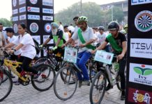 Ivy Hospital offers medical assistance in World Car-Free Day