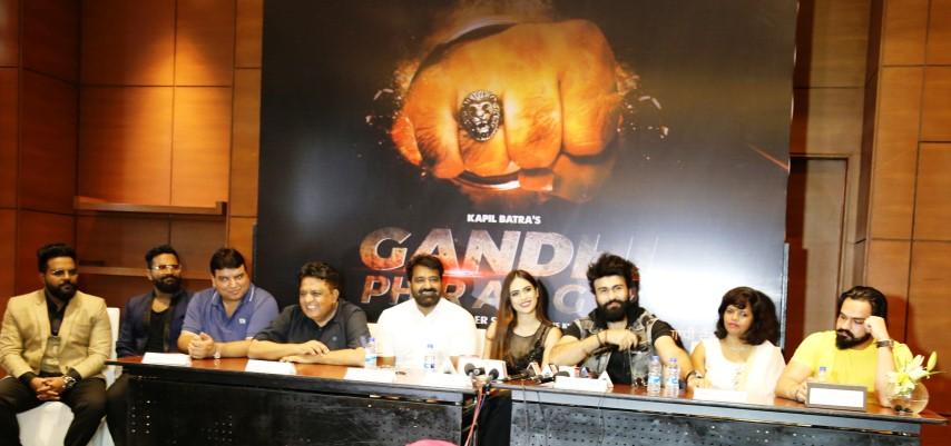 """Gandhi Phir Aa Gaya"" by Kapil Batra Productions&Mahakaleshwar Motion Pictures"